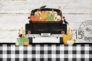 Halloween Truck II by Jennifer Pugh
