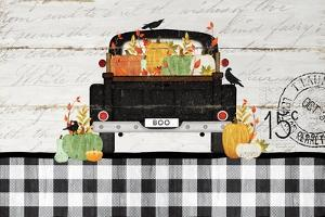 Halloween Truck II by Jennifer Pugh