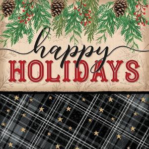 Happy Holidays by Jennifer Pugh