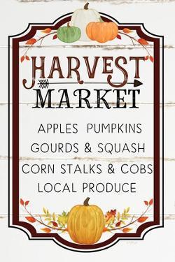 Harvest Market by Jennifer Pugh