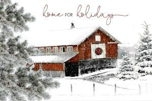 Home for the Holidays by Jennifer Pugh
