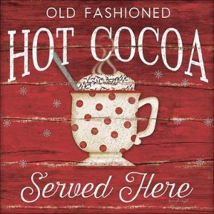 Hot Cocoa Served Here by Jennifer Pugh