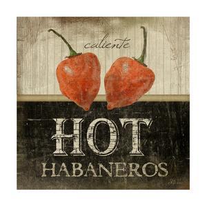 Hot Habaneros by Jennifer Pugh