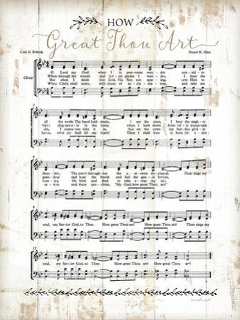 How Great Thou Art by Jennifer Pugh