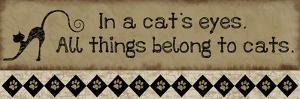 In a Cat's Eyes by Jennifer Pugh