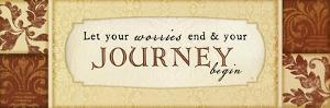 Journey Begins by Jennifer Pugh