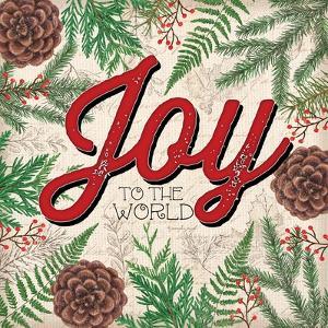 Joy to the World by Jennifer Pugh