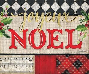 Joyeux Noel by Jennifer Pugh