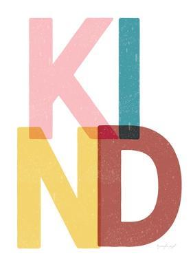 Kind by Jennifer Pugh