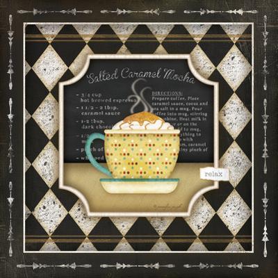 Kitchen Cuisine Coffee I by Jennifer Pugh