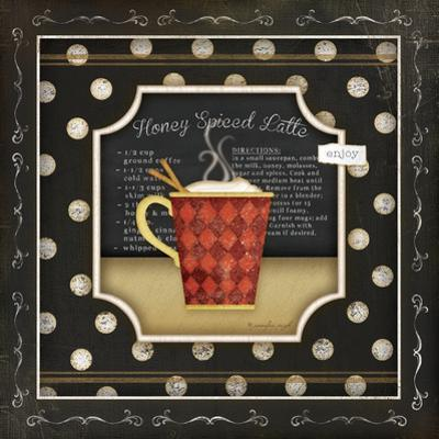 Kitchen Cuisine Coffee II by Jennifer Pugh
