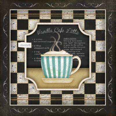Kitchen Cuisine Coffee IV by Jennifer Pugh