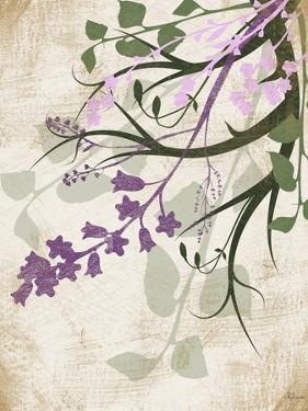 Lavender and Sage II by Jennifer Pugh