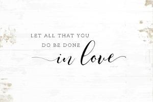 Let All That You Do by Jennifer Pugh