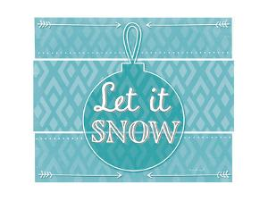 Let It Snow by Jennifer Pugh