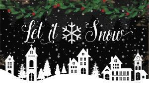 Let It Snow by Jennifer Pugh