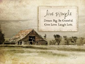 Live Simple by Jennifer Pugh