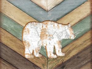 Lodge Bear by Jennifer Pugh