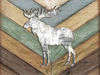 Lodge Moose by Jennifer Pugh