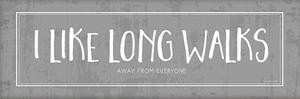 Long Walks by Jennifer Pugh