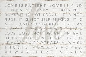 Love Is by Jennifer Pugh