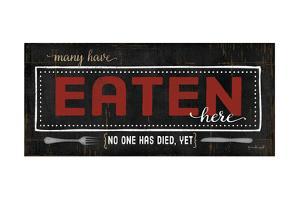 Many Have Eaten Here by Jennifer Pugh