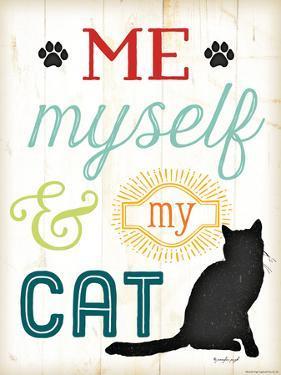 Me Myself and My Cat by Jennifer Pugh