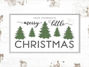 Merry Little Christmas by Jennifer Pugh
