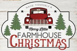 Merry Little Farmhouse by Jennifer Pugh