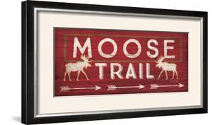 Moose Trail by Jennifer Pugh