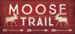 Moose Trail by Jennifer Pugh