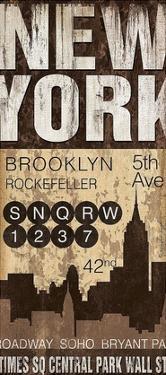 New York by Jennifer Pugh