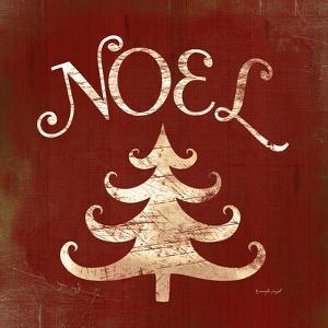 Noel Tree by Jennifer Pugh