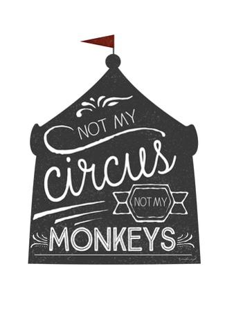 Not My Circus by Jennifer Pugh