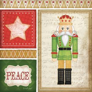 Nutcracker Peace by Jennifer Pugh