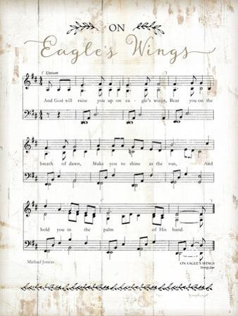 On Eagles Wings by Jennifer Pugh