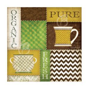 Organic Coffees I by Jennifer Pugh