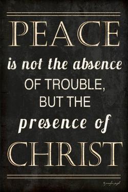 Peace by Jennifer Pugh