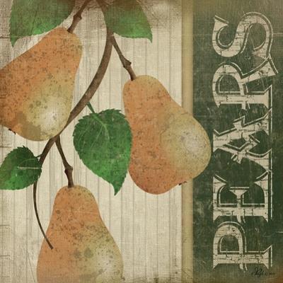 Pears by Jennifer Pugh