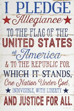 Pledge Allegiance by Jennifer Pugh