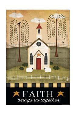Primitive Faith by Jennifer Pugh