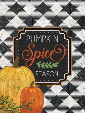 Pumpkin Spice Season by Jennifer Pugh