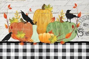 Pumpkins by Jennifer Pugh