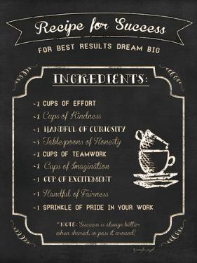 Recipe for Success by Jennifer Pugh