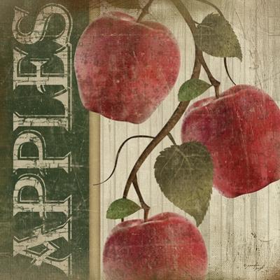Red Apples by Jennifer Pugh
