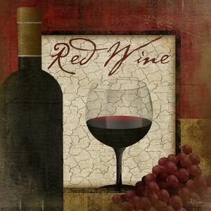 Red Wine by Jennifer Pugh