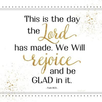 Rejoice and Be Glad by Jennifer Pugh