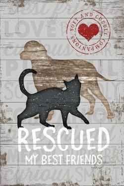 Rescued My Best Friend by Jennifer Pugh