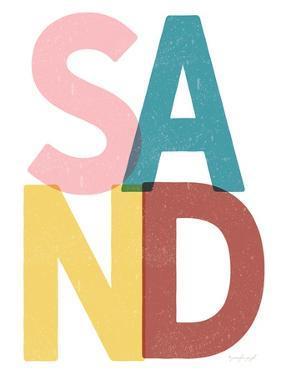Sand by Jennifer Pugh