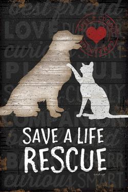 Save a Life - Rescue by Jennifer Pugh